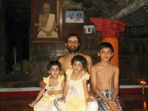 Puja family